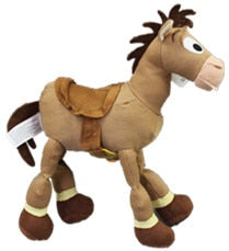 Original Toy Story Bullseye Horse Cute Stuff Plush Toy Doll Baby Kids Birthday Gift 23cm - efair Best spare parts online shopping website