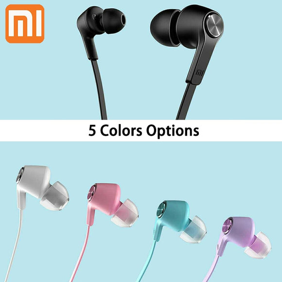 Original XIAOMI MI PISTON Colorful Version 3.5mm In-ear earphone earbuds for XIAOMI Redmi note 4 5 note5A 4 4A 4X 5 5A 5 plus - efair Best spare parts online shopping website
