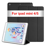Original cover case for Apple ipad mini 1 for ipad mini 2 for ipad mini 3  for ipad mini 4 /5 tablet smart cover case+free gift - efair Best spare parts online shopping website