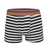 Plus Size Cotton Mens Underwear Boxers Stretchy Breathable Calzoncillo Hombre Male Modis Underpants Unique Comfortable 4XL - efair Best spare parts online shopping website