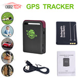 Real-time GPS/GSM/GPRS Car GPS Tracker TK102 Vehicle Car Tracking Device Real Time Location Over Speed Alarm tk102b - efair.co