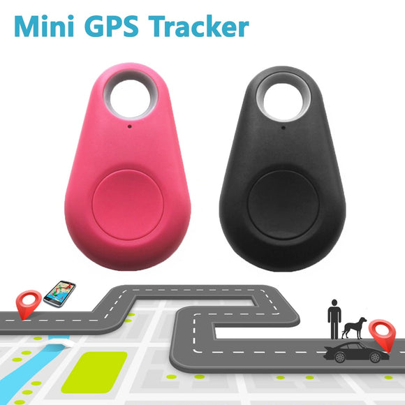 Smart Bluetooth Locator Pet Dog And Car GPS Locator Tracker Alarm Remote Selfie Shutter Release Automatic Wireless Tracker - efair.co