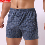 Soutong Men Underwear Boxer Shorts Cotton Soft Cueca Boxer Men Masculina Boxers Homme calzoncillos Hombre Underpants Men - efair Best spare parts online shopping website