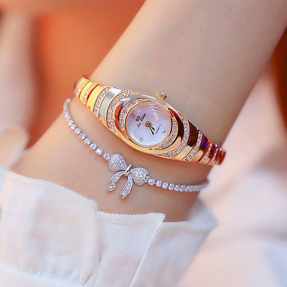 Top Brand Small And Elegant Ladies Small Dial Watch Women Charm Bracelet Watch Luminous Girl Fashion Casual Watch Zegarek Damski - efair Best spare parts online shopping website
