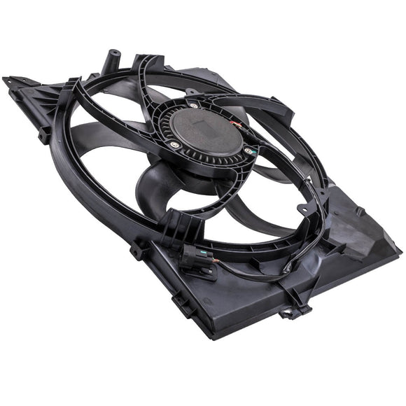 Top Engine Radiator Cooling Fan Assembly 400w Fit For BMW 128i 325xi 328i 328i xDrive