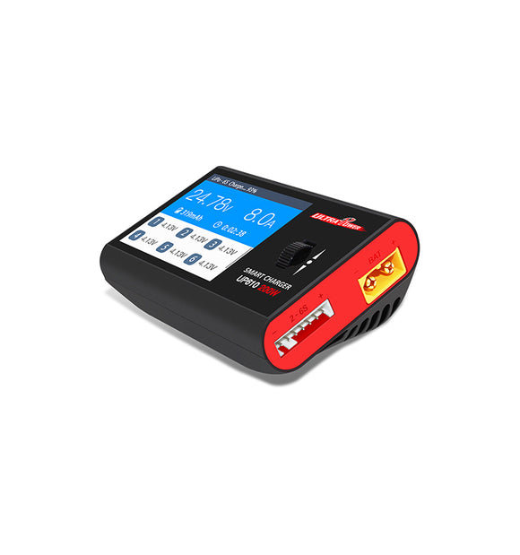 Ultra Power UP610 200W Field Lipo Balance Charger for RC Model Airplane / Multicopter