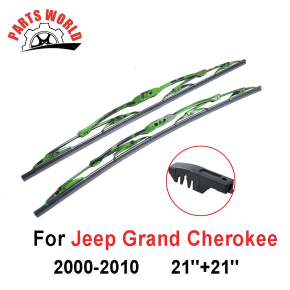 Wiper Blade For Jeep Grand Cherokee 2000-2010 21''+21
