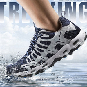 XIANG GUAN Women/Men Outdoor Sneakers Breathable Hiking Shoes Outdoor Hiking Sandalswandelschoenen heren speedcross 4 solomon - efair Best spare parts online shopping website