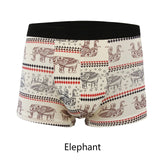 boxer man soft Modal sexy underwear men boxers breathable Print cueca boxer male panties comfortable mans under wear - efair Best spare parts online shopping website