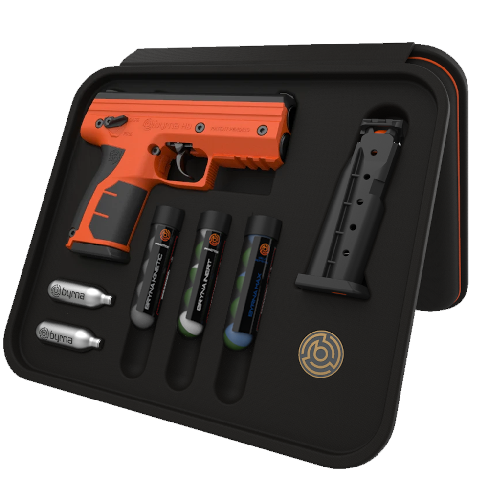 Byrna Max Kit Orange