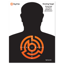 Load image into Gallery viewer, Byrna Target - 18x24 Poster (Set of 5) - Byrna