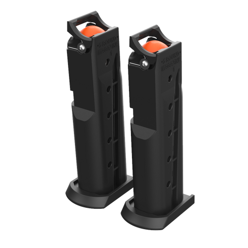 Byrna HD Spare Magazines - Black (Set of 2) - Byrna