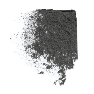 Hair powder black