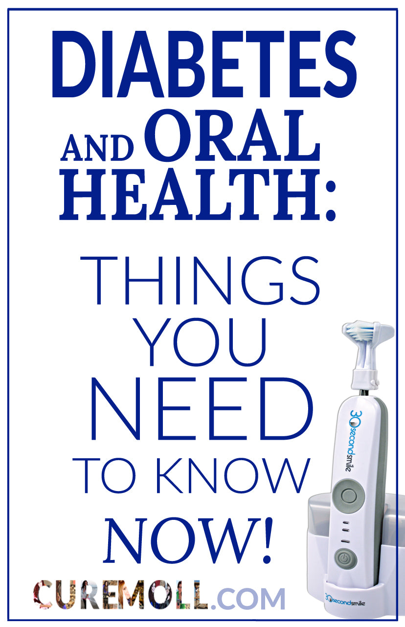 Diabetes and Oral Health: Things You Need To Know Now
