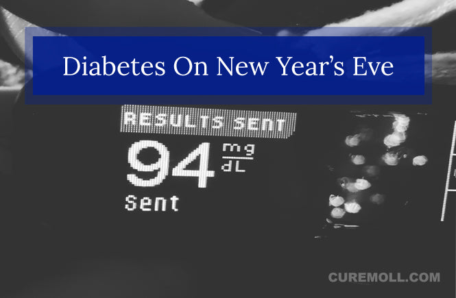 Diabetes On New Year's Eve