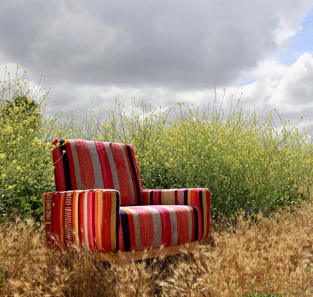 Armchair- Folk Project- Collection 2020