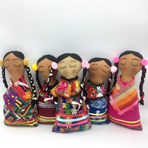 Chapina Doll  for Women's Justice