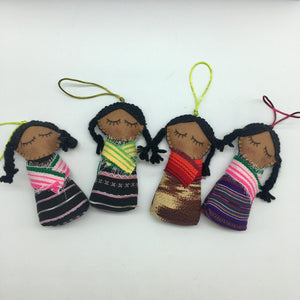 Mini Chapina Doll  for Women's Justice