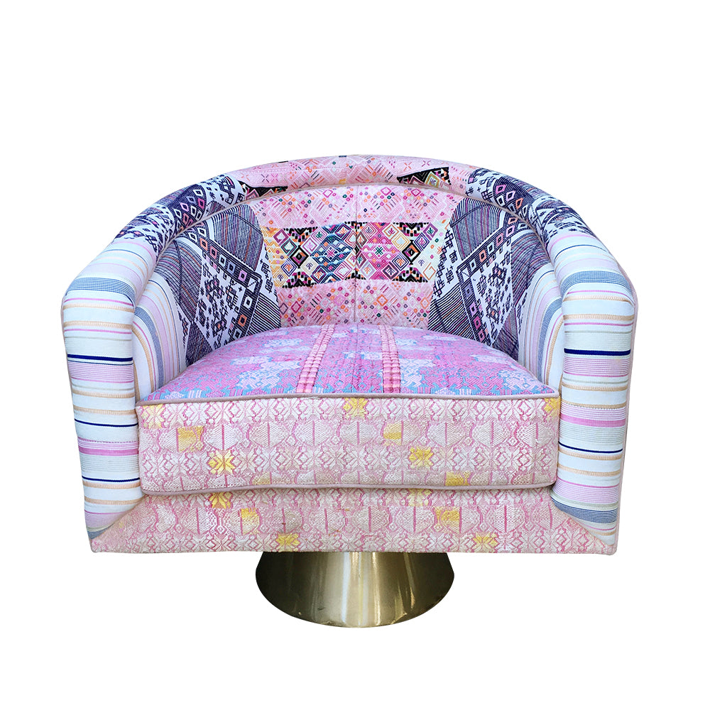Belen swivel chair