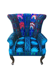 Marissa Peacock Chair