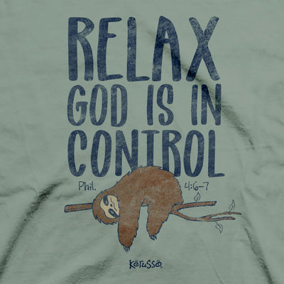 Kerusso Christian T-Shirt Relax Sloth