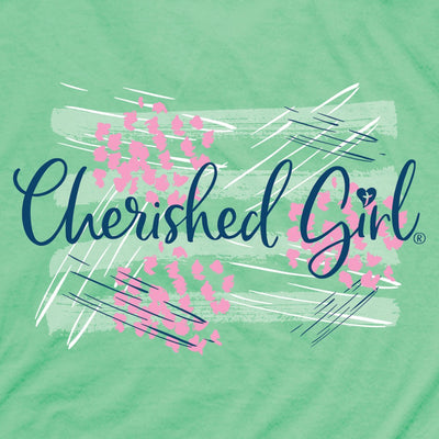 Cherished Girl Womens T-Shirt Take The Wheel