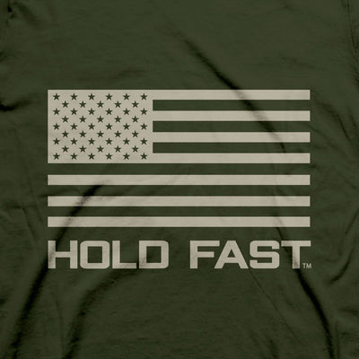 HOLD FAST Mens T-Shirt I Love Animals