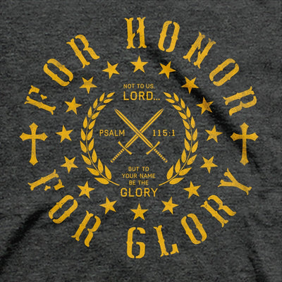HOLD FAST Mens T-Shirt For Honor