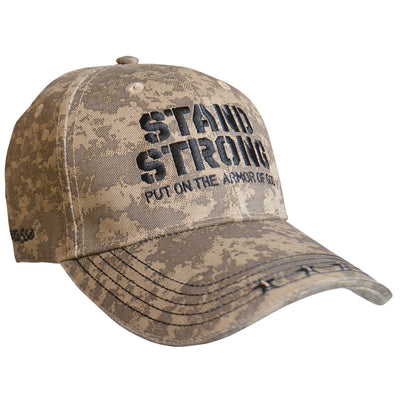 Kerusso Mens Cap Stand Strong
