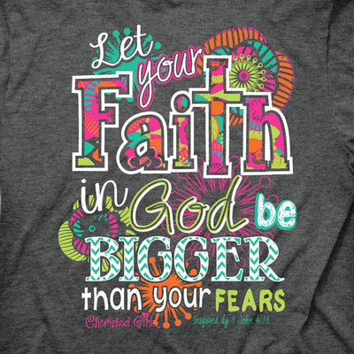 Cherished Girl® - Big Faith Cherished Girl Tee ™