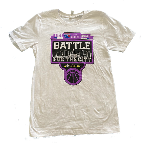 2021 Girls Battle for the City Event Shirt