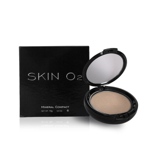 Mineral Makeup Compact - Sand