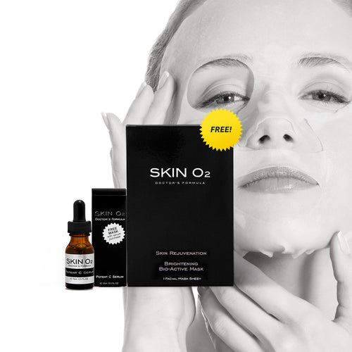 Serum Potent C for Ageing/ Rosacea/ Broken Capillaries/ Redness