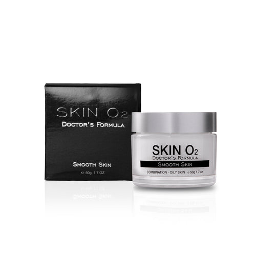 Moisturiser Smooth Skin Cream Oily/ Acne Skin Type