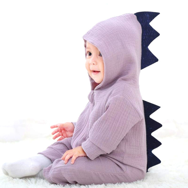 RoyaleBabies™ 3D Dinosaur Winter Costume - Christmas Gift