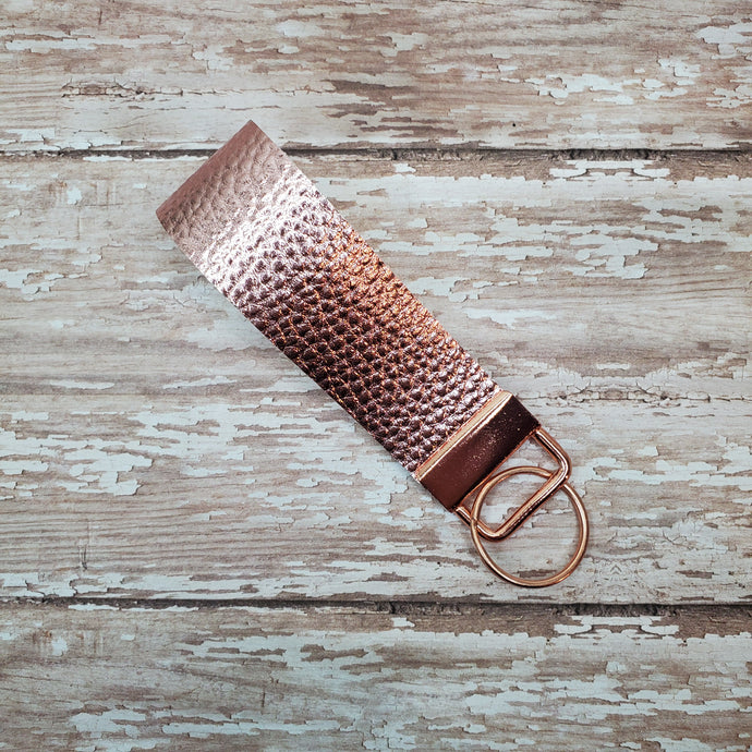 Rose Gold Key Fob