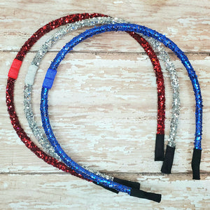 Glitter Interchangeable Headband