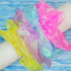 Mermaid Scrunchies