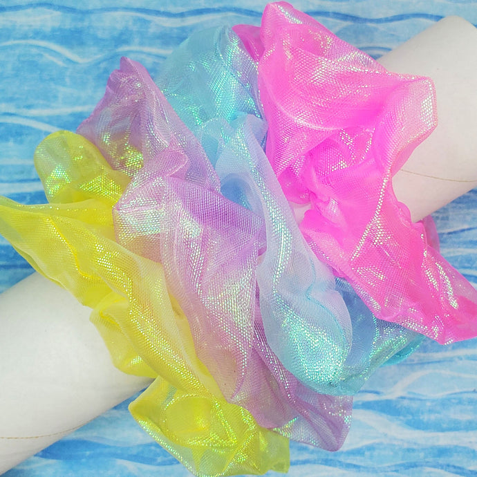 Mermaid Scrunchies (RTS)