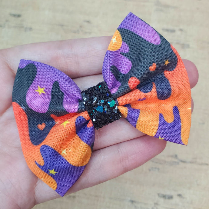 Glitter Slime Mini Everly Teeny Bow