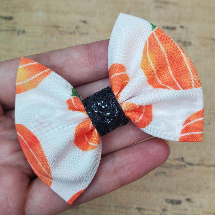 Pumpkin Patch Mini Everly Teeny Bow