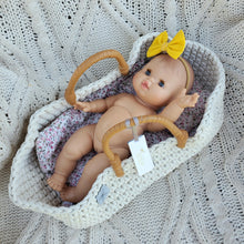 Load image into Gallery viewer, Knitted Moses Basket - Minikane