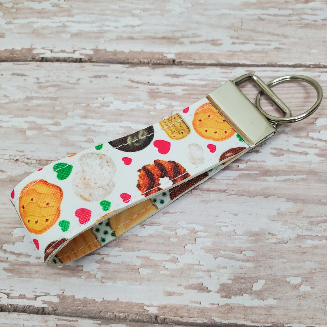 Girl Scout Key Fob