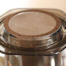 Load image into Gallery viewer, Aeropress mesh stainless steel filter