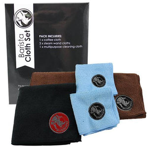 Rhino Coffee Gear - Barista Cloth Bar Towel Set, Caffewerks