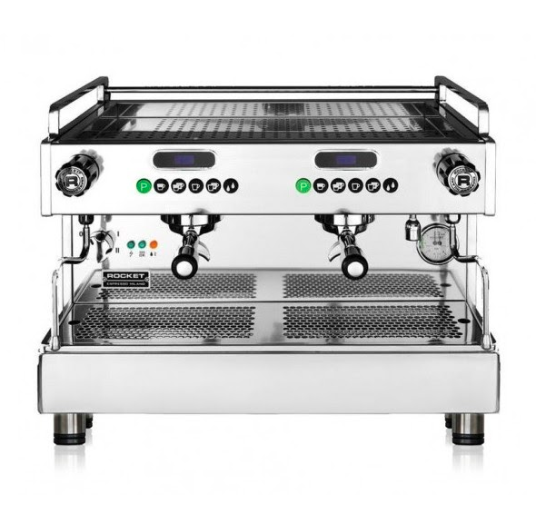 Rocket Espresso Boxer 2 Group w/Timer