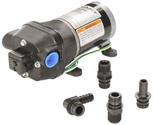 "Load image into Gallery viewer, Caffewerks - Water System - Flojet ""Quiet Quad"" 3.3 GPM / 40 PSI Water Pump 110v"