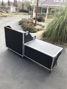 Road Case Espresso Coffee Cart