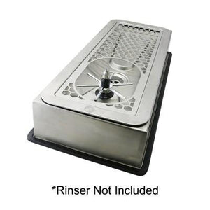 Rhino® Pitcher Rinser Bench Station - 600mm
