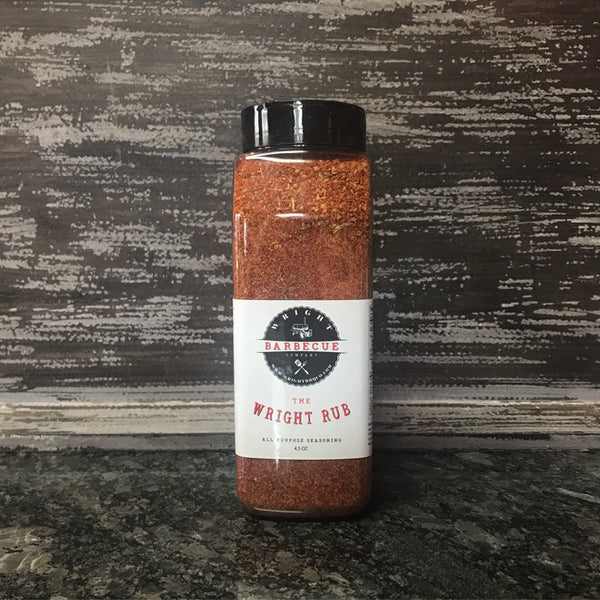 27 oz Wright Rub All Purpose Seasoning - Wright BBQ Company